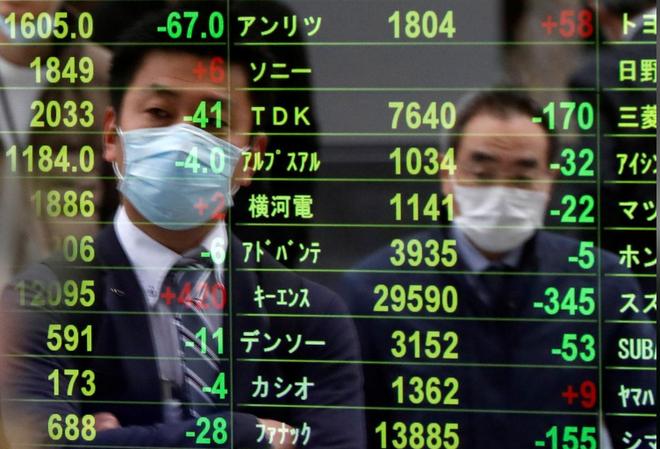 Thị trường Châu Á - Thái Bình Dương tăng khi chứng khoán Mỹ phục hồi - TIN  TỨC KINH TẾ NGÀY NAY